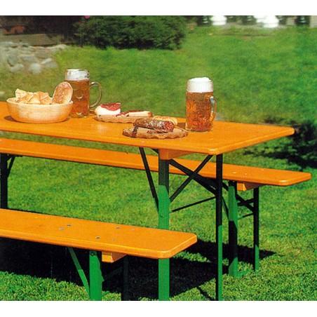 Tavolo con panche